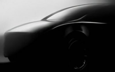 Кроссовер Tesla Model Y