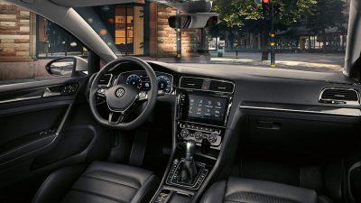 Volkswagen Golf возвращается