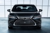 Новый Lexus ES в России