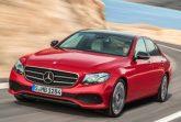 Mercedes отзывает C-Class и E-Class
