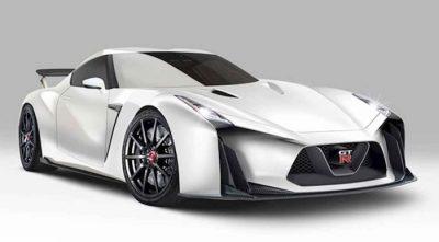 Новое поколение Nissan GT-R