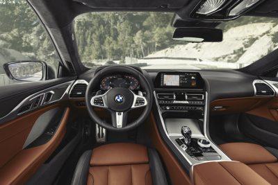 Рублевые цены на BMW 8-Series