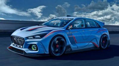 Новый спорткар Hyundai