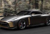 Юбилейный суперкар Nissan GT-R