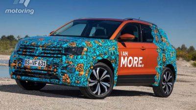 Volkswagen представил T-Cross