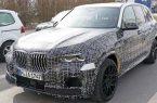 Новый BMW X5 M вывели на тесты