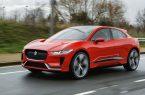 Электрический Jaguar I-Pace для РФ
