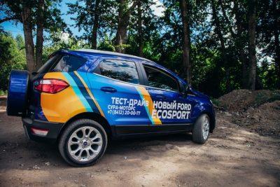 Презентация Нового Ford Ecosport