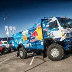 Новый грузовик «КАМАЗ-мастер»