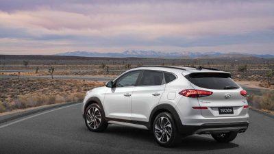 Обновленный Hyundai Tucson появится в РФ