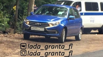 Новый хэтчбек Lada Granta