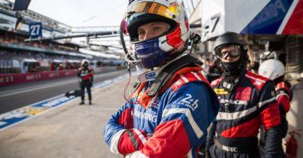 Сироткин на Moscow Raceway