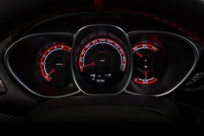 Интерьер спортивной Lada Vesta