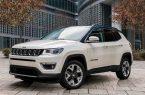Рублевые цены на Jeep Compass