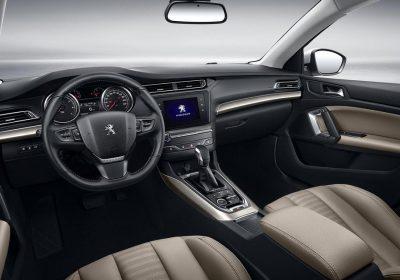 Обновленный Peugeot 408
