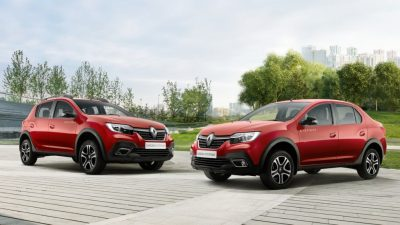 Stepway CITY version