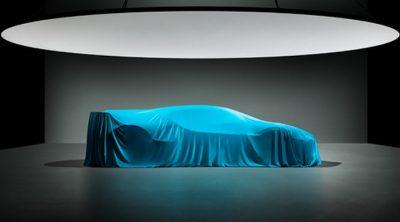 Bugatti Divo - новый тизер