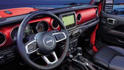 Новый Jeep Wrangler - цена в рублях