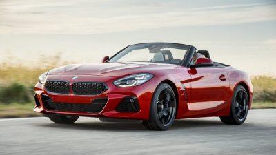 BMW представила Z4