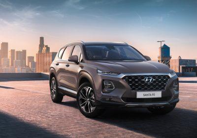 Рублевые цены на новый Hyundai Santa Fe