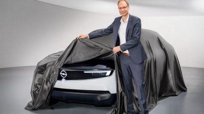 Новый дизайн автомобилей Opel