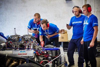 Чемпионата России по дрэг-рейсингу SMP RDRC