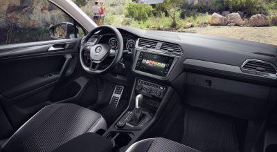 Внедорожная версия Volkswagen Tiguan в России