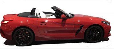 Фото нового BMW Z4