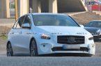 Новый Mercedes B-Class представят в Париже