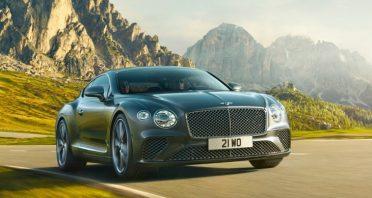 Купе Bentley Continental GT в РФ