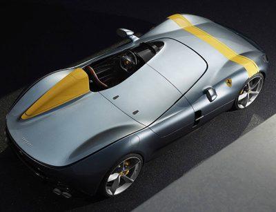 Ferrari Monza SP1 и SP2