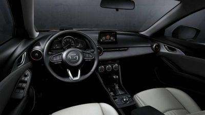 Подробности о новой Mazda CX-3