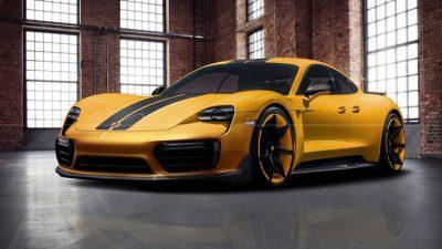Porsche отказался от дизельных моторов