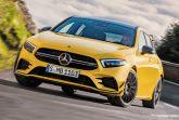 Новый Mercedes A-Class AMG