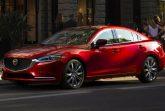 Обновленная Mazda6 доберется до России