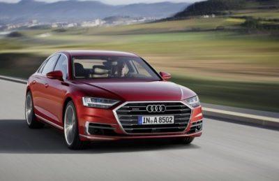 Самая мощная Audi A8 теперь России