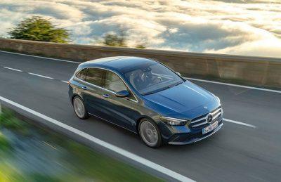 Mercedes-Benz выпустил новый B-Class