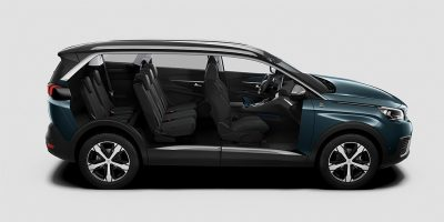 Peugeot 3008 и 5008 получили в РФ спецверсию