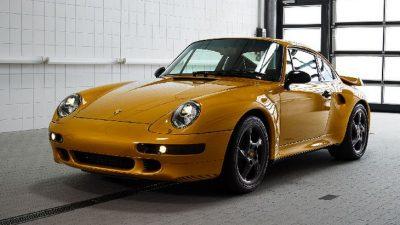Porsche Project Gold за 205 млн. рублей