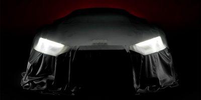 Новый вариант Audi R8