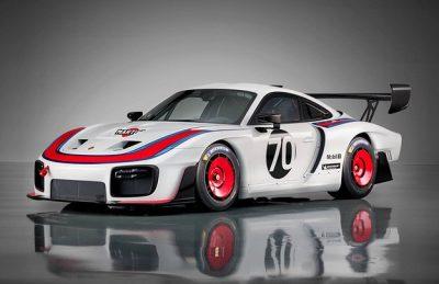 Новый Porsche 935 «Моби Дик»