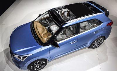 Роскошный Hyundai Creta