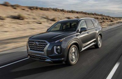 Hyundai представил Palisade