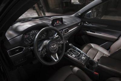 Mazda представила обновленный CX-5