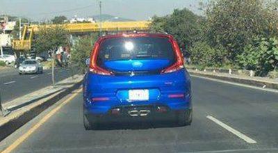 В Интернете появились фотографии паркетника Kia третьей генерации без какого-либо камуфляжа.