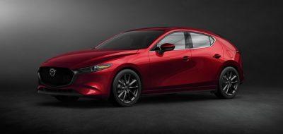 Новое поколение Mazda 3