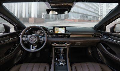 Обновлённая Mazda6 в России - подробности