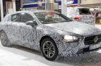 Новый Mercedes-Benz CLA в кузове универсал