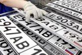 Росстандарт и ГИБДД, пришли к единогласному решению о переносе сроков введения новых номерных знаков с 1 января на 4 августа 2019 года.