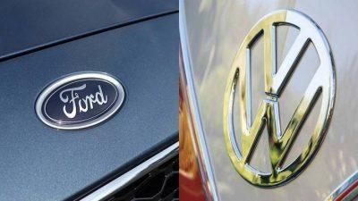 Volkswagen и Ford обьявили о глобальном альянсе